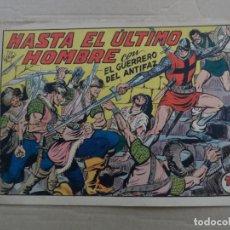 Tebeos: EL GUERRERO DEL ANTIFAZ Nº 260 EDITORIAL VALENCIANA ORIGINAL. Lote 269299018
