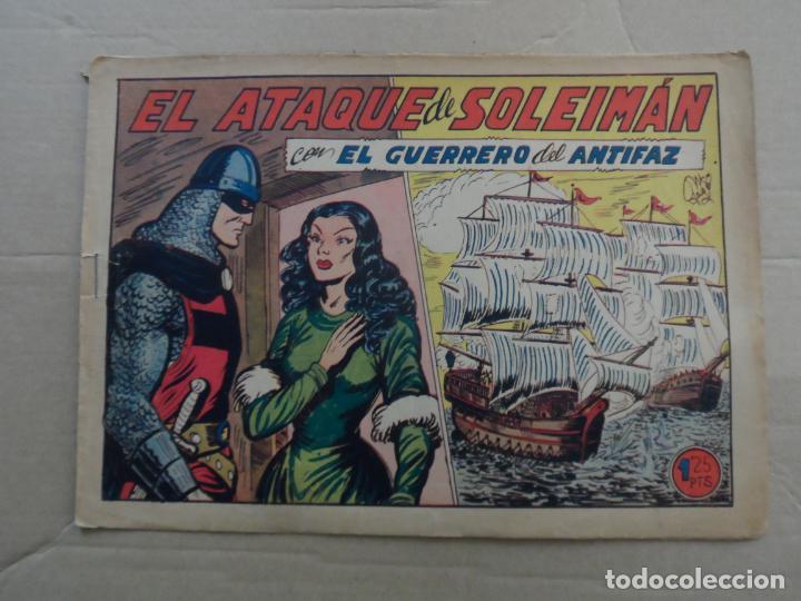 EL GUERRERO DEL ANTIFAZ Nº 256 EDITORIAL VALENCIANA ORIGINAL (Tebeos y Comics - Valenciana - Guerrero del Antifaz)