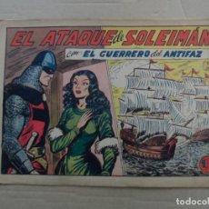 Tebeos: EL GUERRERO DEL ANTIFAZ Nº 256 EDITORIAL VALENCIANA ORIGINAL. Lote 269299258