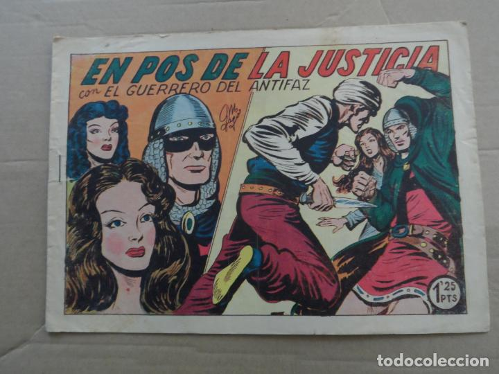 EL GUERRERO DEL ANTIFAZ Nº 250 EDITORIAL VALENCIANA ORIGINAL (Tebeos y Comics - Valenciana - Guerrero del Antifaz)