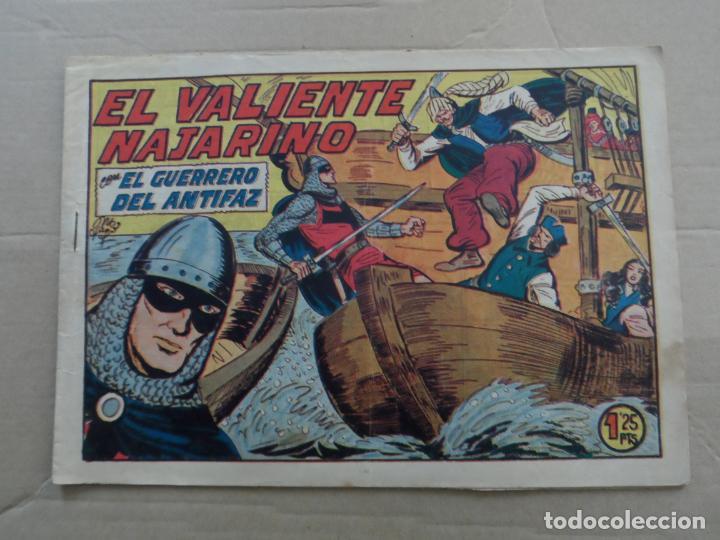 EL GUERRERO DEL ANTIFAZ Nº 245 EDITORIAL VALENCIANA ORIGINAL (Tebeos y Comics - Valenciana - Guerrero del Antifaz)