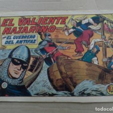 Tebeos: EL GUERRERO DEL ANTIFAZ Nº 245 EDITORIAL VALENCIANA ORIGINAL. Lote 269299713