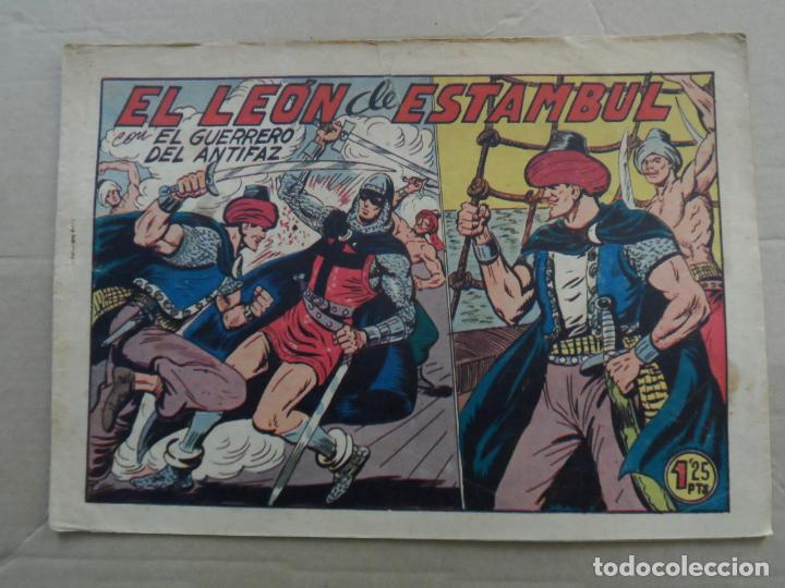 EL GUERRERO DEL ANTIFAZ Nº 242 EDITORIAL VALENCIANA ORIGINAL (Tebeos y Comics - Valenciana - Guerrero del Antifaz)