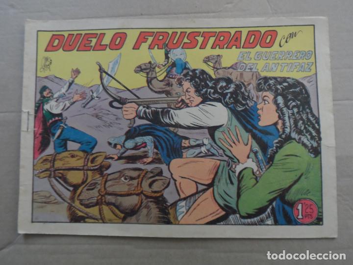 EL GUERRERO DEL ANTIFAZ Nº 235 EDITORIAL VALENCIANA ORIGINAL (Tebeos y Comics - Valenciana - Guerrero del Antifaz)