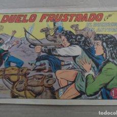 Tebeos: EL GUERRERO DEL ANTIFAZ Nº 235 EDITORIAL VALENCIANA ORIGINAL. Lote 269300238