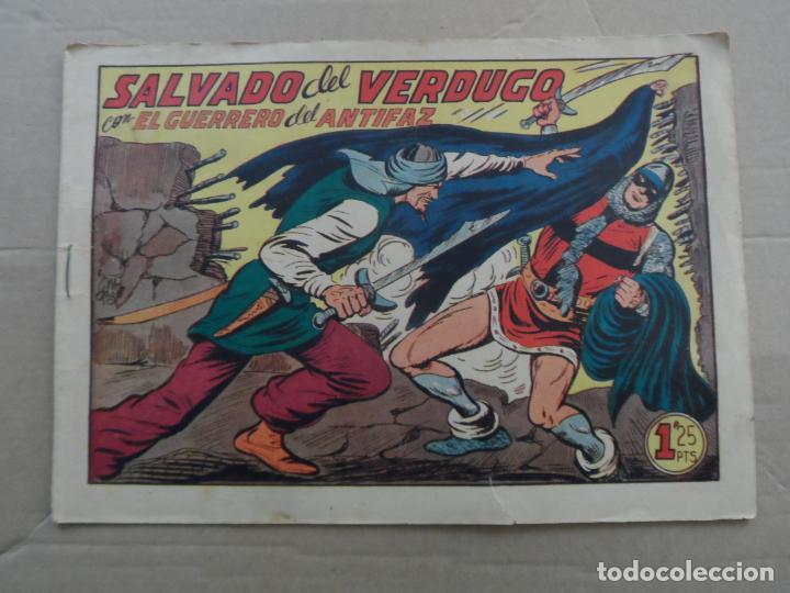 EL GUERRERO DEL ANTIFAZ Nº 230 EDITORIAL VALENCIANA ORIGINAL (Tebeos y Comics - Valenciana - Guerrero del Antifaz)