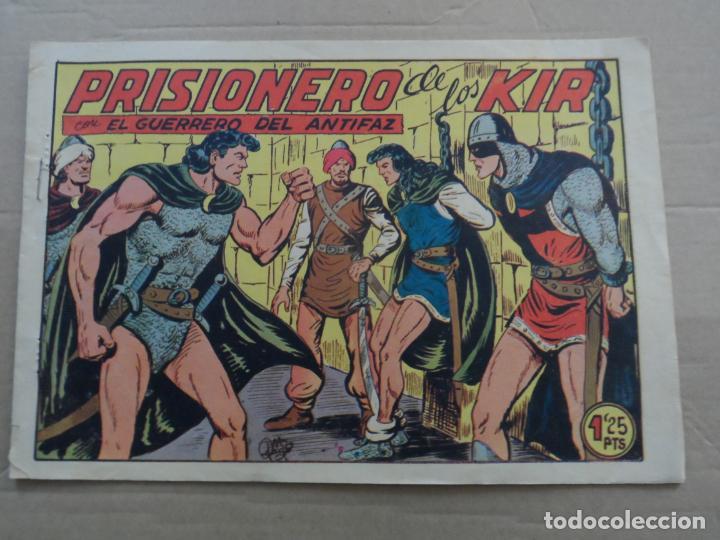 EL GUERRERO DEL ANTIFAZ Nº 226 EDITORIAL VALENCIANA ORIGINAL (Tebeos y Comics - Valenciana - Guerrero del Antifaz)