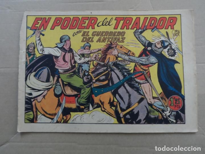 EL GUERRERO DEL ANTIFAZ Nº 210 EDITORIAL VALENCIANA ORIGINAL (Tebeos y Comics - Valenciana - Guerrero del Antifaz)