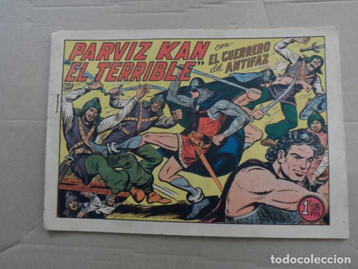 EL GUERRERO DEL ANTIFAZ Nº 206 EDITORIAL VALENCIANA ORIGINAL (Tebeos y Comics - Valenciana - Guerrero del Antifaz)