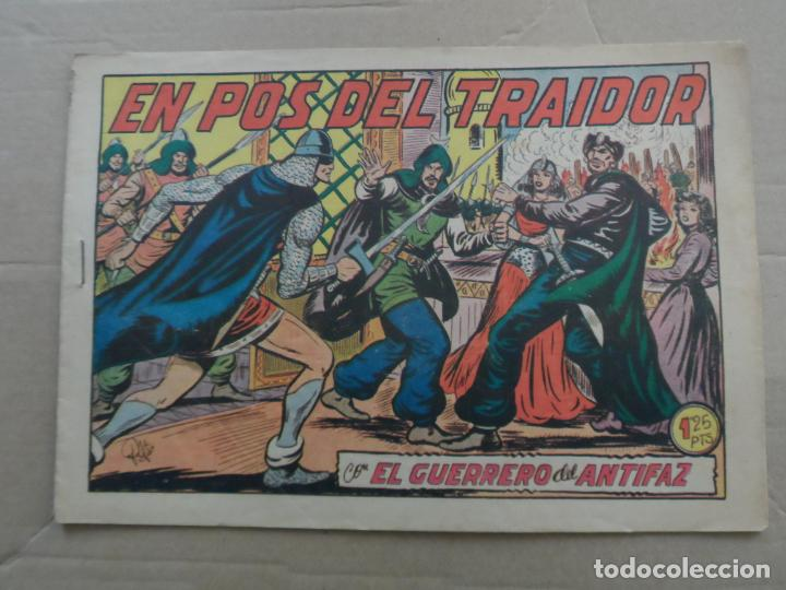 EL GUERRERO DEL ANTIFAZ Nº 202 EDITORIAL VALENCIANA ORIGINAL (Tebeos y Comics - Valenciana - Guerrero del Antifaz)