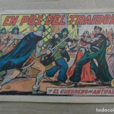 Tebeos: EL GUERRERO DEL ANTIFAZ Nº 202 EDITORIAL VALENCIANA ORIGINAL. Lote 269302248