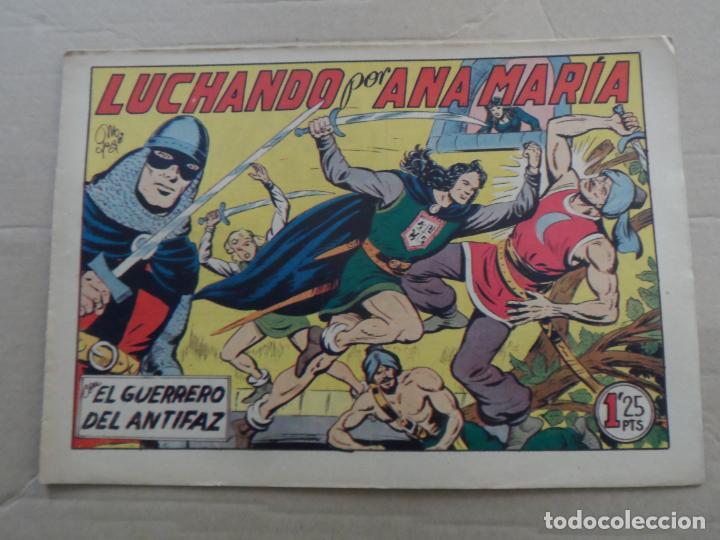 EL GUERRERO DEL ANTIFAZ Nº 194 EDITORIAL VALENCIANA ORIGINAL (Tebeos y Comics - Valenciana - Guerrero del Antifaz)