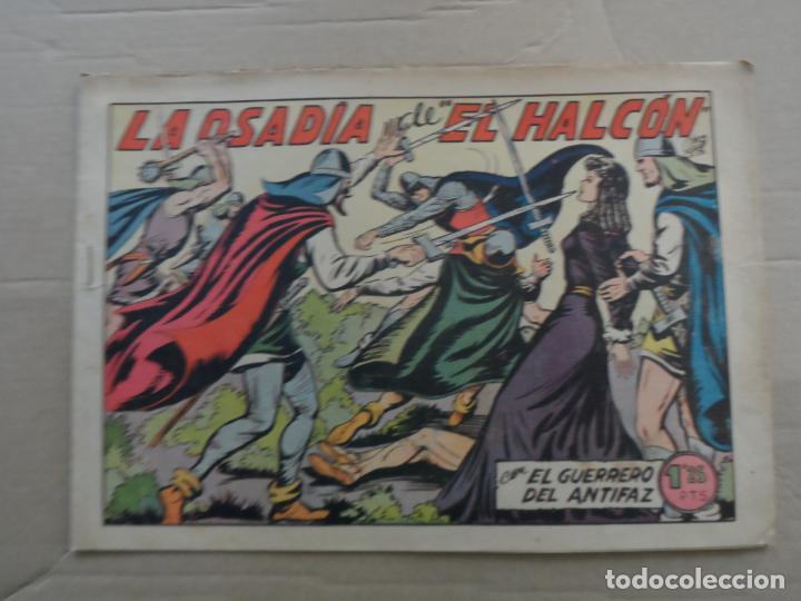 EL GUERRERO DEL ANTIFAZ Nº 190 EDITORIAL VALENCIANA ORIGINAL (Tebeos y Comics - Valenciana - Guerrero del Antifaz)