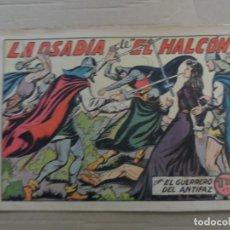 Tebeos: EL GUERRERO DEL ANTIFAZ Nº 190 EDITORIAL VALENCIANA ORIGINAL. Lote 269302858