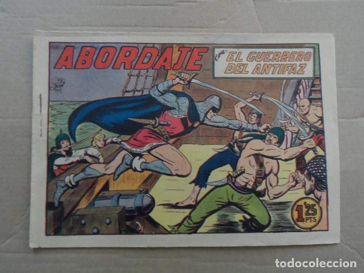 EL GUERRERO DEL ANTIFAZ Nº 185 EDITORIAL VALENCIANA ORIGINAL (Tebeos y Comics - Valenciana - Guerrero del Antifaz)
