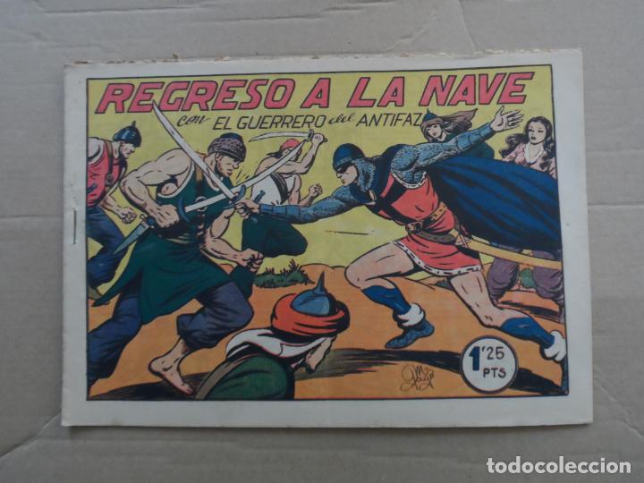 EL GUERRERO DEL ANTIFAZ Nº 147 EDITORIAL VALENCIANA ORIGINAL (Tebeos y Comics - Valenciana - Guerrero del Antifaz)