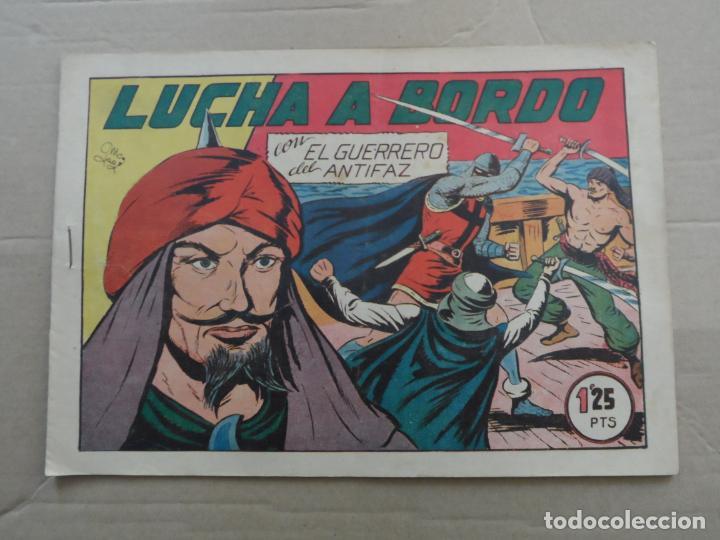 EL GUERRERO DEL ANTIFAZ Nº 143 EDITORIAL VALENCIANA ORIGINAL (Tebeos y Comics - Valenciana - Guerrero del Antifaz)