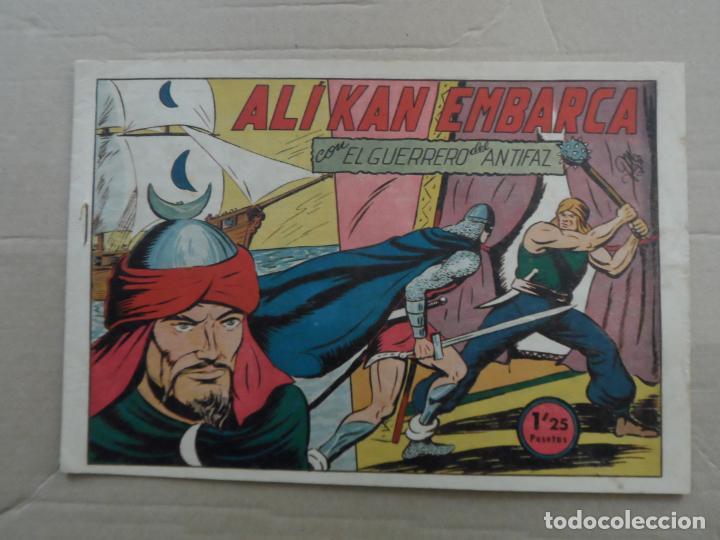 EL GUERRERO DEL ANTIFAZ Nº 131 EDITORIAL VALENCIANA ORIGINAL (Tebeos y Comics - Valenciana - Guerrero del Antifaz)