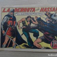 Tebeos: EL GUERRERO DEL ANTIFAZ Nº 111 EDITORIAL VALENCIANA ORIGINAL. Lote 269310493