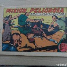 Tebeos: EL GUERRERO DEL ANTIFAZ Nº 107 EDITORIAL VALENCIANA ORIGINAL. Lote 269310763