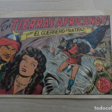 Tebeos: EL GUERRERO DEL ANTIFAZ Nº 99 EDITORIAL VALENCIANA ORIGINAL. Lote 269310968