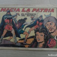 Tebeos: EL GUERRERO DEL ANTIFAZ Nº 95 EDITORIAL VALENCIANA ORIGINAL. Lote 269311153