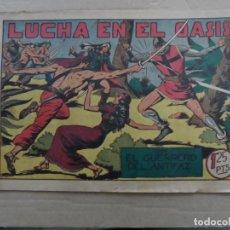 Tebeos: EL GUERRERO DEL ANTIFAZ Nº 91 EDITORIAL VALENCIANA ORIGINAL. Lote 269311238