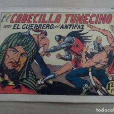 Tebeos: EL GUERRERO DEL ANTIFAZ Nº 83 EDITORIAL VALENCIANA ORIGINAL. Lote 269312193