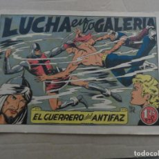 Tebeos: EL GUERRERO DEL ANTIFAZ Nº 79 EDITORIAL VALENCIANA ORIGINAL. Lote 269312308