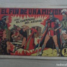 Tebeos: EL GUERRERO DEL ANTIFAZ Nº 63 EDITORIAL VALENCIANA ORIGINAL. Lote 269312903