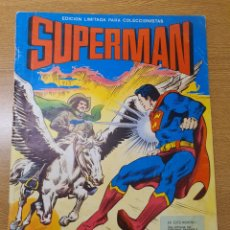 Tebeos: SUPERMAN, EDICIÓN LIMITADA PARA COLECCIONISTAS, VALENCIANA, GRAN FORMATO. Lote 269388828