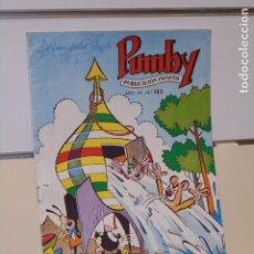 Tebeos: PUMBY AÑO VII Nº 185 - VALENCIANA. Lote 269710358
