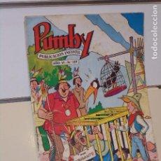 Tebeos: PUMBY AÑO VI Nº 159 - VALENCIANA. Lote 269712663