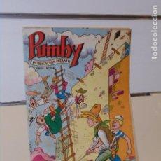 Tebeos: PUMBY AÑO VI Nº 154 - VALENCIANA. Lote 269714698