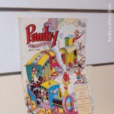 Tebeos: PUMBY AÑO VI Nº 152 - VALENCIANA. Lote 269717733