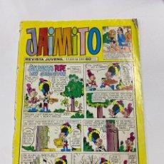 Tebeos: JAIMITO. REVISTA JUVENIL. Nº 1613. AÑO XXXVII. EDITORA VALENCIANA.. Lote 269773308