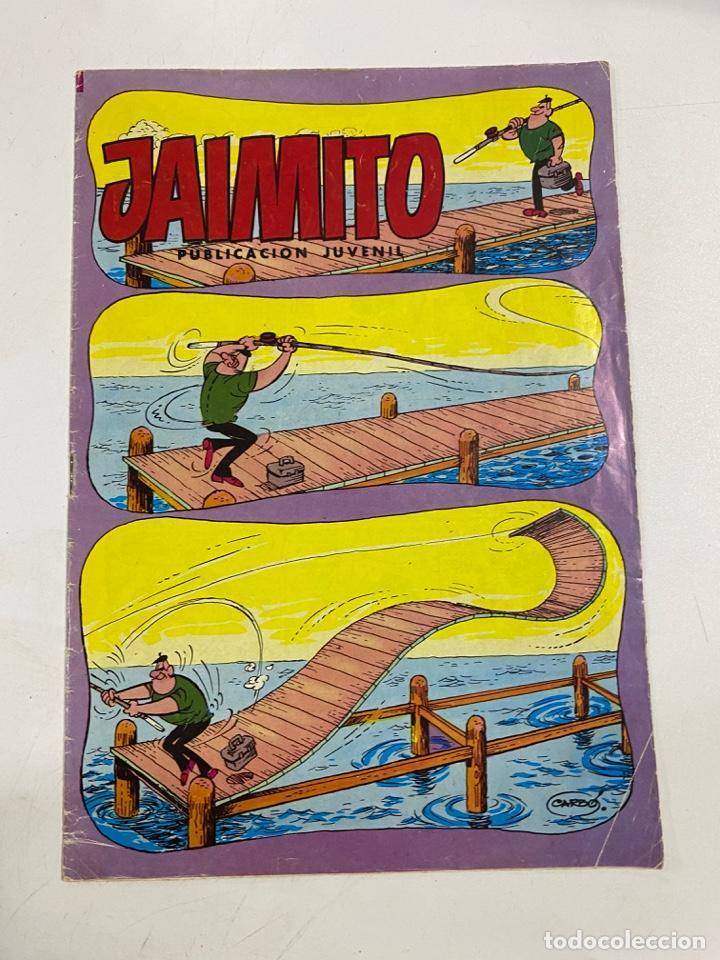 JAIMITO. REVISTA JUVENIL. Nº 1684. EDITORA VALENCIANA. (Tebeos y Comics - Valenciana - Jaimito)