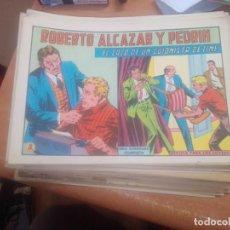 Tebeos: ROBERTO ALCAZAR Y PEDRÍN Nº 739, EDITORIAL VALENCIANA. Lote 270127333