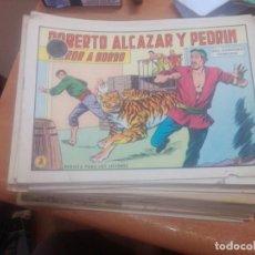 Tebeos: ROBERTO ALCAZAR Y PEDRÍN Nº 737, EDITORIAL VALENCIANA. Lote 270127398