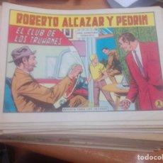 Tebeos: ROBERTO ALCAZAR Y PEDRÍN Nº 732, EDITORIAL VALENCIANA. Lote 270127513