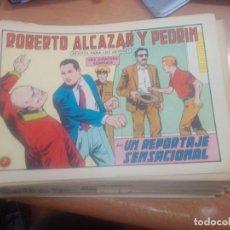 Tebeos: ROBERTO ALCAZAR Y PEDRÍN Nº 682, EDITORIAL VALENCIANA. Lote 270128048