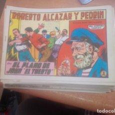 Tebeos: ROBERTO ALCAZAR Y PEDRÍN Nº 640, EDITORIAL VALENCIANA. Lote 270128603