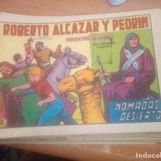 Tebeos: ROBERTO ALCAZAR Y PEDRÍN Nº 635, EDITORIAL VALENCIANA. Lote 270128723