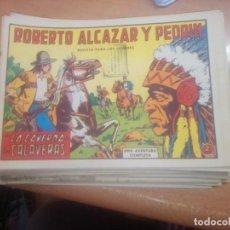 Tebeos: ROBERTO ALCAZAR Y PEDRÍN Nº 634, EDITORIAL VALENCIANA. Lote 270128763