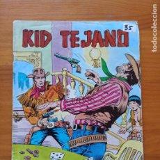 Tebeos: KID TEJANO Nº 1 - COLOSOS DEL COMIC (N). Lote 270533343