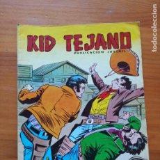 Tebeos: KID TEJANO Nº 30 - COLOSOS DEL COMIC (N). Lote 270533628