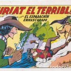 Tebeos: EL ESPADACHÍN ENMASCARADO 2ª ÉPOCA. Nº 7. Lote 270595318