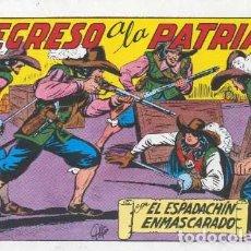 Tebeos: EL ESPADACHÍN ENMASCARADO 2ª ÉPOCA. Nº 18. Lote 270595868