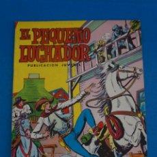 Tebeos: COMIC DE EL PEQUEÑO LUCHADOR AÑO 1978 Nº 45 DE EDITORIAL VALENCIANA LOTE 12 F. Lote 270874723