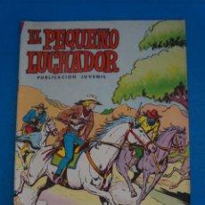Tebeos: COMIC DE EL PEQUEÑO LUCHADOR AÑO 1978 Nº 44 DE EDITORIAL VALENCIANA LOTE 12 F. Lote 270875178
